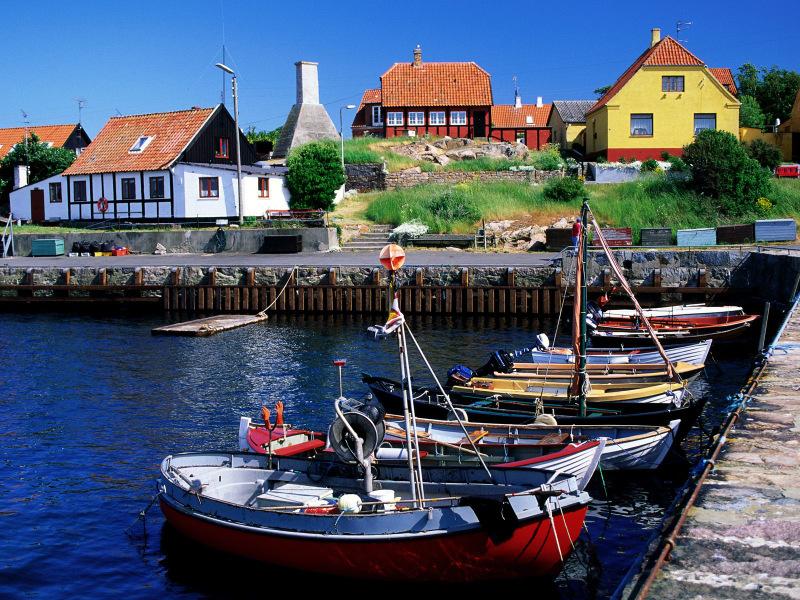 weekendtur til bornholm
